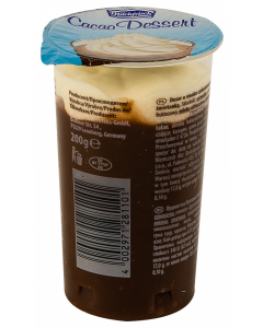 Budinca ciocolata si frisca Milchfrisch 200g