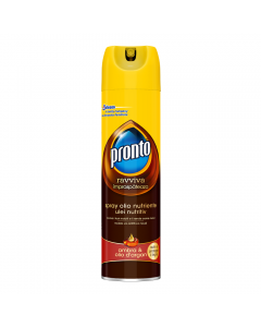 Spray curatare mobila Pronto ulei nutritiv 5in1, 300ml