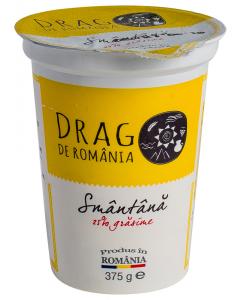 Smantana 25% Drag de Romania 375G