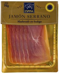 Jamon Serrano Espina 70G