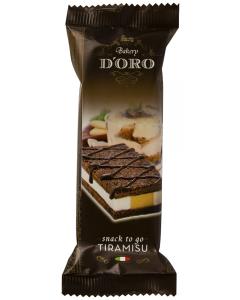 Snack to go Tiramisu Bakery D'oro 30g