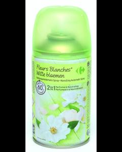 Rezerva odorizant cu parfum de flori albe Carrefour 250ml