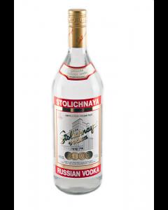 Vodka Stolichnaya 40% 1L