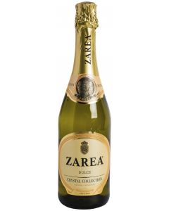 Vin spumant alb dulce Zarea Crystal Collection 0.75L