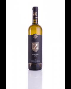 Vin alb sec Zghihara de Husi Cramele Averesti 0.75L
