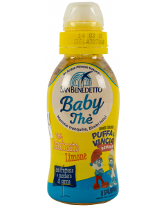 Ice tea Baby de lamaie San Benedetto 250ml