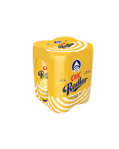 Bere Ciuc Radler lemon 4x0.5L