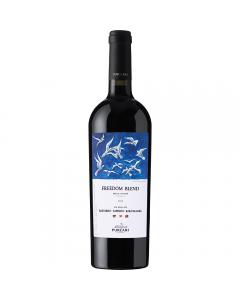 Cupaj vin rosu sec Purcari freedom blend 0.75L