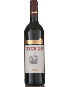 Vin  rosu ecologic  Bordeaux rouge superieur 750ml