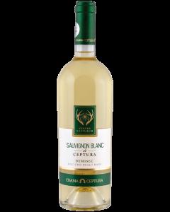 Vin Sauvignon Blanc alb demisec Cervus Cepturum 0.75L