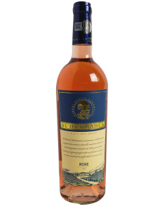Vin rose sec DOC Dealul Mare Budureasca 0.75L