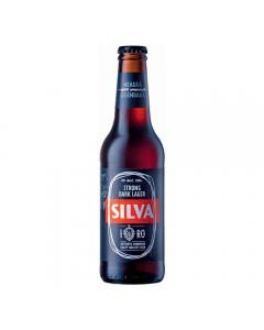 Bere Silva Dark sticla 0.33L