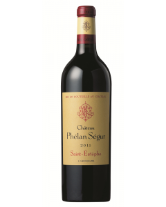 Vin rosu sec Chateau Phelan Segur 750ml