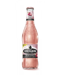 Cidru de mere Strongbow Rose Apple 0.33L