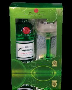 Gin Tanqueray + Pahar