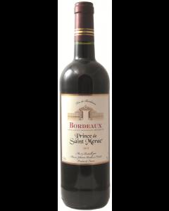 Vin rosu Bordeaux Saint Merac 750ml
