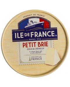Petit Brie Ile de France 125g