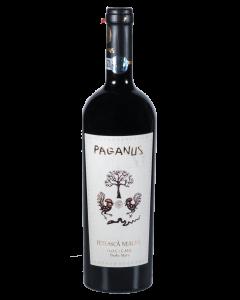 Vin rosu Feteasca Neagra Paganus 0.75l