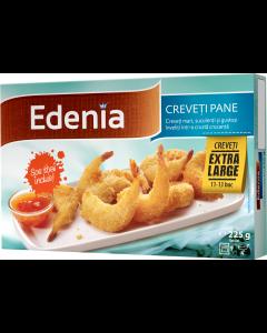 Creveti pane Edenia 225g