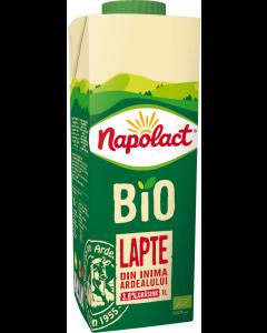 Lapte bio 3.8% Napolact 1L