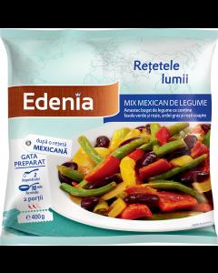 Mix mexican de legume Edenia 400g
