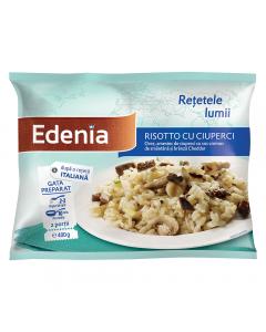 Risotto cu ciuperci Edenia 400g