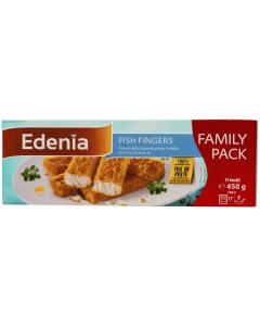 Fish Fingers Edenia Family Pack 450g