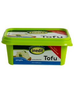 Tofu simplu Inedit 300g
