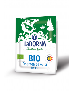 Telemea de vaca bio LaDorna 350g