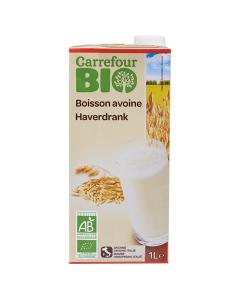 Bautura cu ovaz bio 1l Carrefour