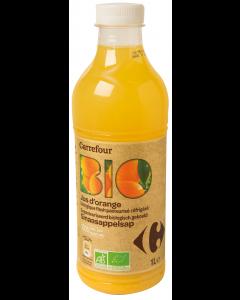 Suc de portocale proaspat Carrefour Bio 1L