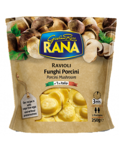 Ravioli Ciuperci Padure Rana 250g