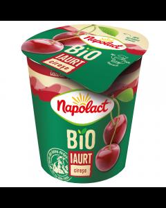Iaurt bio cirese 130g Napolact