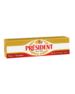 Unt nesarat 82% grasime President 100g