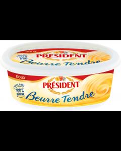 Unt nesarat 82% grasime President 250g