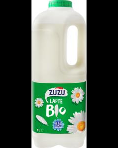 Lapte bio 1,5% grasime Zuzu 1l