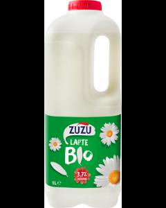 Lapte bio 3,7% grasime Zuzu 1L