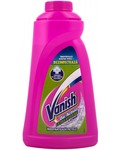 Lichid indepartare pete Vanish Oxi Action extra hygiene 0.94L