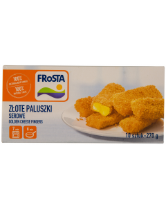 Golden cheese fingers Frosta 270G