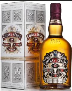 Whisky Chivas Regal 12 ani 0.7L