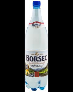 Apa minerala naturala carbogazoasa Borsec 1.5L