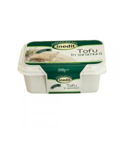 Tofu cu marar in saramura Inedit 300g