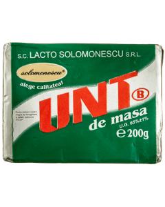 Unt de masa Lacto Solomonescu 65% grasime 200g