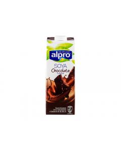 Bautura soia cu aroma de ciocolata Alpro Soya 1L