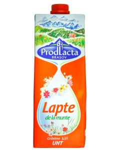 Lapte UHT integral ProdLacta 3.5% grasime 1L