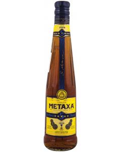 Bautura spirtoasa Metaxa 5* 38% 0.5L