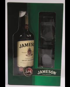 Pachet Jameson Irish Whiskey 700ml + 2 Pahare