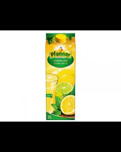 Suc lemon lime Pfanner 2L