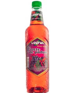 Sirop natural de fructe de padure Laurul 750ml