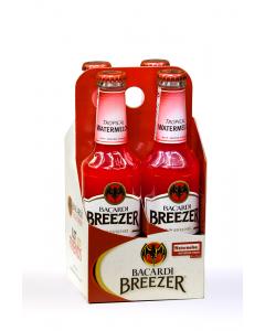 Cocktail de pepene rosu Bacardi Breezer 1.1L